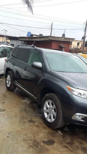 Toyota Highlander 2013 SE 3.5L 4WD Gray   Cars for sale in Lagos State, Surulere