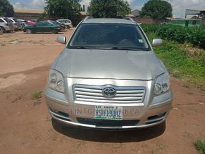 Toyota Avensis 2007 Green   Cars for sale in Abuja (FCT) State, Kubwa