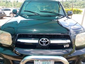 Toyota Sequoia 2005 Black   Cars for sale in Abuja (FCT) State, Apo District