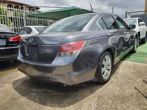 Honda Accord 2008 2.4 EX-L Gray | Cars for sale in Lagos State, Ikeja