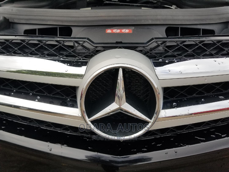 Mercedes-Benz GLK-Class 2011 350 4MATIC Black   Cars for sale in Benin City, Edo State, Nigeria