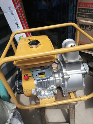 3 Inches Robin Genarator Water Pump | Plumbing & Water Supply for sale in Lagos State, Orile