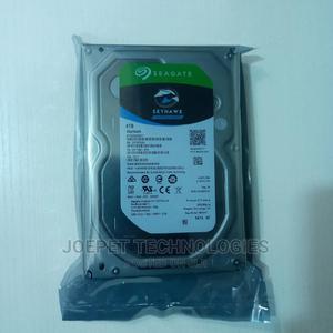 SEAGATE 4TB Sata Desktop Surveillance Hard Drive   Computer Hardware for sale in Lagos State, Ikeja