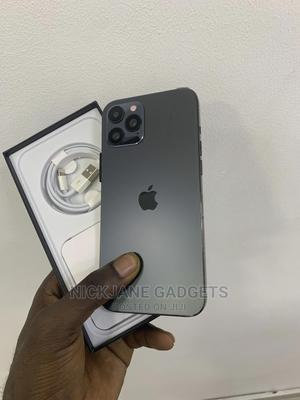 New Apple iPhone 12 Pro Max 512 GB Black | Mobile Phones for sale in Lagos State, Ikeja