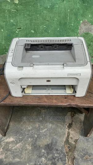 Hp Laser Printer P1102 | Printers & Scanners for sale in Delta State, Ugheli