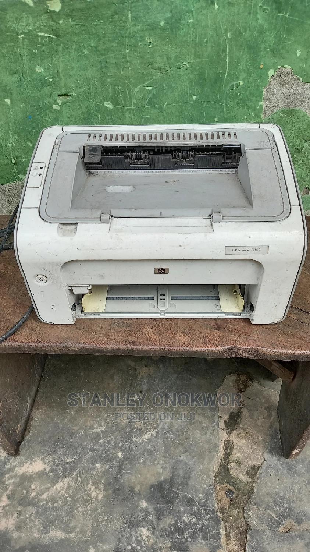 Hp Laser Printer P1102