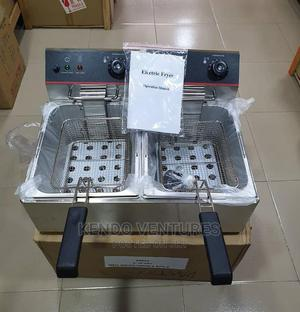 Electric Deep Fryer Machine | Restaurant & Catering Equipment for sale in Lagos State, Ojo