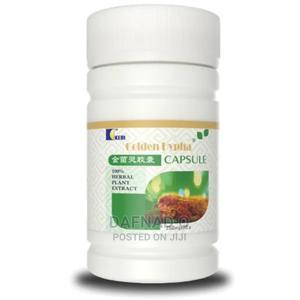 Kedi Big Golden Hypha Capsule | Vitamins & Supplements for sale in Lagos State, Ikoyi
