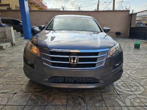 Honda Accord Crosstour 2010 EX-L AWD Gray   Cars for sale in Lagos State, Ikeja