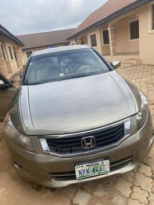 Honda Accord 2008 2.4 EX-L Automatic Gold | Cars for sale in Oyo State, Ona-Ara