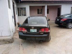Honda Civic 2008 Black | Cars for sale in Abuja (FCT) State, Wuse 2