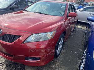 Toyota Camry 2008 2.4 SE Red   Cars for sale in Lagos State, Apapa