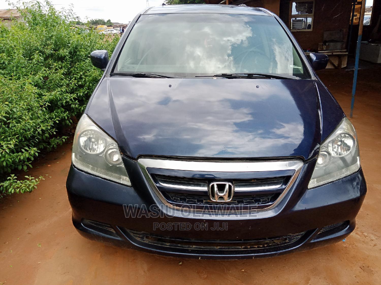 Honda Odyssey 2006 EX Blue