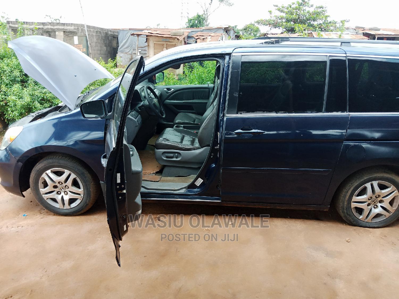 Honda Odyssey 2006 EX Blue | Cars for sale in Alimosho, Lagos State, Nigeria