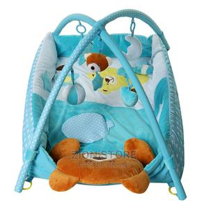 Baby Bed With Music Lights and Hanging Toys Crib | Children's Furniture for sale in Lagos State, Isolo