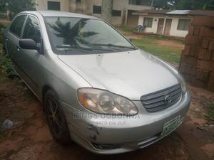 Toyota Corolla 2004 1.4 D Automatic Gray   Cars for sale in Anambra State, Awka