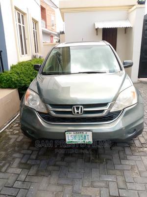 Honda CR-V 2011 Green | Cars for sale in Lagos State, Lekki