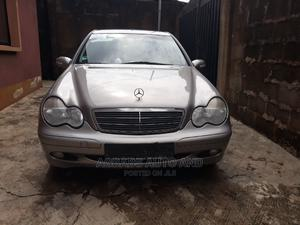 Mercedes-Benz C240 2005 Gray   Cars for sale in Lagos State, Ojodu