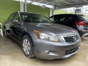 Honda Accord 2010 Gray | Cars for sale in Lagos State, Ogba