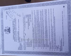 Certifucate of Occupancy   Land & Plots For Sale for sale in Abuja (FCT) State, Jiwa