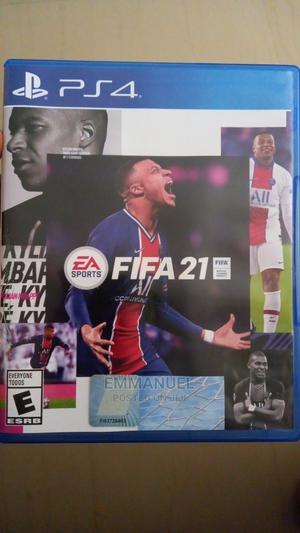 Fifa 21 Ps4 | Video Games for sale in Abuja (FCT) State, Lugbe District