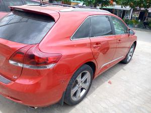 Toyota Venza 2013 LE FWD V6 Red | Cars for sale in Lagos State, Amuwo-Odofin