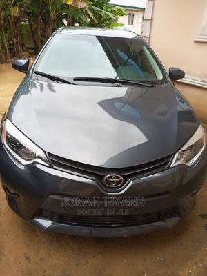 Toyota Corolla 2016 Gray   Cars for sale in Akwa Ibom State, Uyo