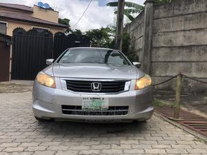 Honda Accord 2008 2.0 Comfort Silver   Cars for sale in Lagos State, Ikeja
