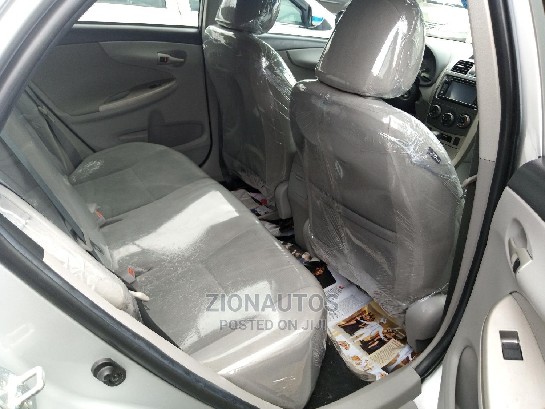 Toyota Corolla 2013 Silver | Cars for sale in Amuwo-Odofin, Lagos State, Nigeria