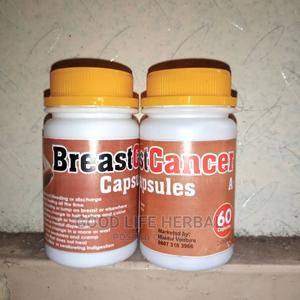 Breast Cancer Capsules | Vitamins & Supplements for sale in Lagos State, Amuwo-Odofin