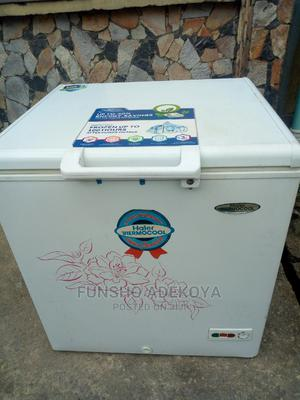 Neatly Used Haeir Thermocool Freezer HTF 219 in Superb Cond | Kitchen Appliances for sale in Lagos State, Yaba