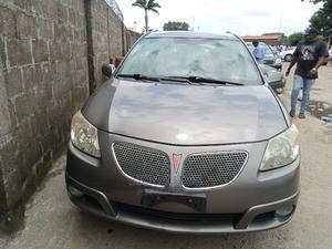 Pontiac Vibe 2008 Gray | Cars for sale in Lagos State, Amuwo-Odofin