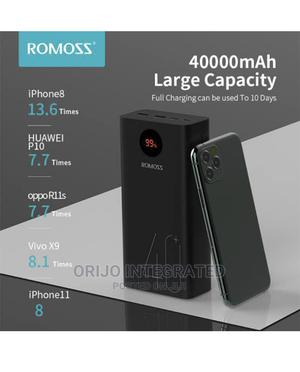 Romoss 40000mah Power Bank | Accessories for Mobile Phones & Tablets for sale in Lagos State, Ikeja