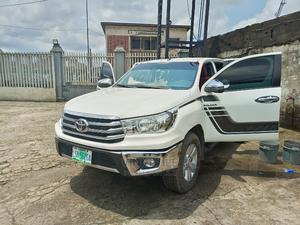 Toyota Hilux 2019 SR5 4x4 White   Cars for sale in Rivers State, Port-Harcourt