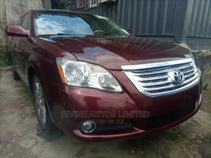 Toyota Avalon 2007 Limited Red | Cars for sale in Lagos State, Apapa