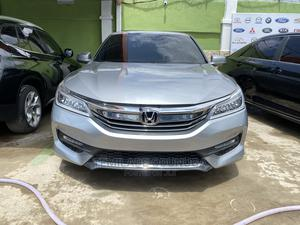 Honda Accord 2017 Black | Cars for sale in Lagos State, Ogba