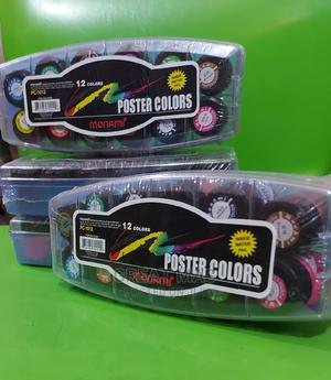 Poster Colour by 12 in Box | Arts & Crafts for sale in Abia State, Aba North