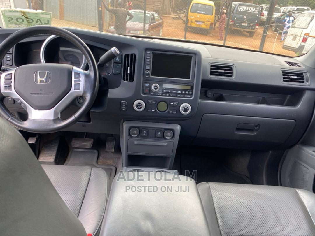 Honda Ridgeline 2007 Black | Cars for sale in Ibadan, Oyo State, Nigeria
