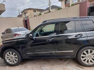 Mercedes-Benz GLK-Class 2012 350 4MATIC Black | Cars for sale in Lagos State, Agboyi/Ketu