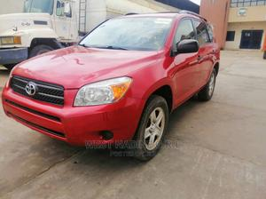 Toyota RAV4 2006 2.0 4x4 Red   Cars for sale in Lagos State, Ikeja