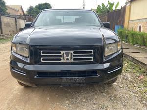 Honda Ridgeline 2007 Black | Cars for sale in Lagos State, Ifako-Ijaiye