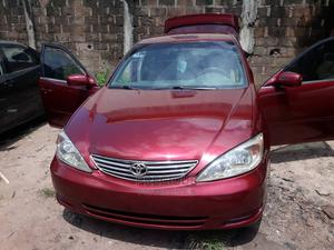 Toyota Camry 2004 Red | Cars for sale in Delta State, Ika South