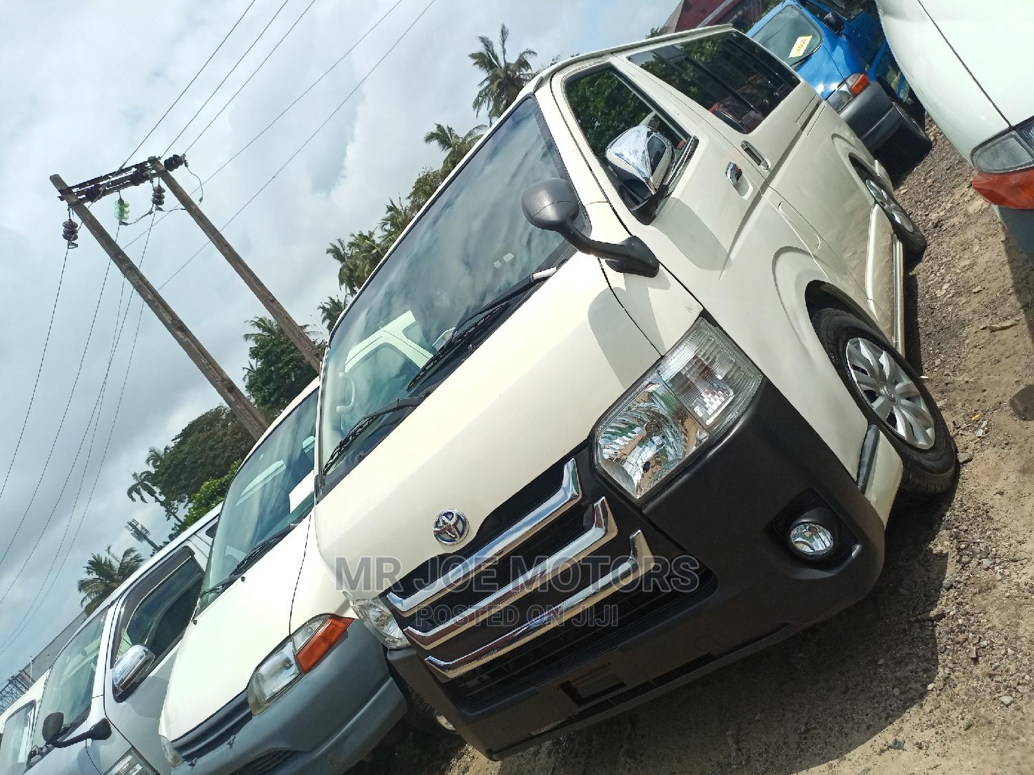 Foreign Used Toyota Hiace Bus   Buses & Microbuses for sale in Apapa, Lagos State, Nigeria