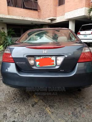 Honda Accord 2006 2.0 Comfort Automatic Gray | Cars for sale in Lagos State, Victoria Island