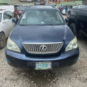 Lexus RX 2004 330 Gray | Cars for sale in Lagos State, Agege