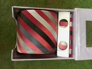 Men Bow Tie and Cufflinks | Clothing Accessories for sale in Abuja (FCT) State, Gwarinpa