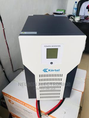 Kartel Pure Sine Wave Inverter 10kva 48volt   Solar Energy for sale in Lagos State, Ikeja