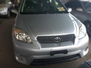 Toyota Matrix 2007 Silver | Cars for sale in Lagos State, Apapa