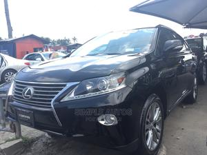 Lexus RX 2014 350 AWD Black | Cars for sale in Lagos State, Apapa