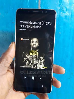 New Samsung Galaxy A8 Plus 32 GB Gold | Mobile Phones for sale in Ogun State, Sagamu